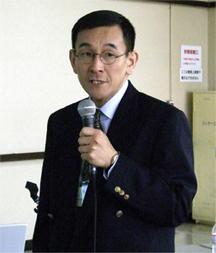 医療情報部員の岡仁氏